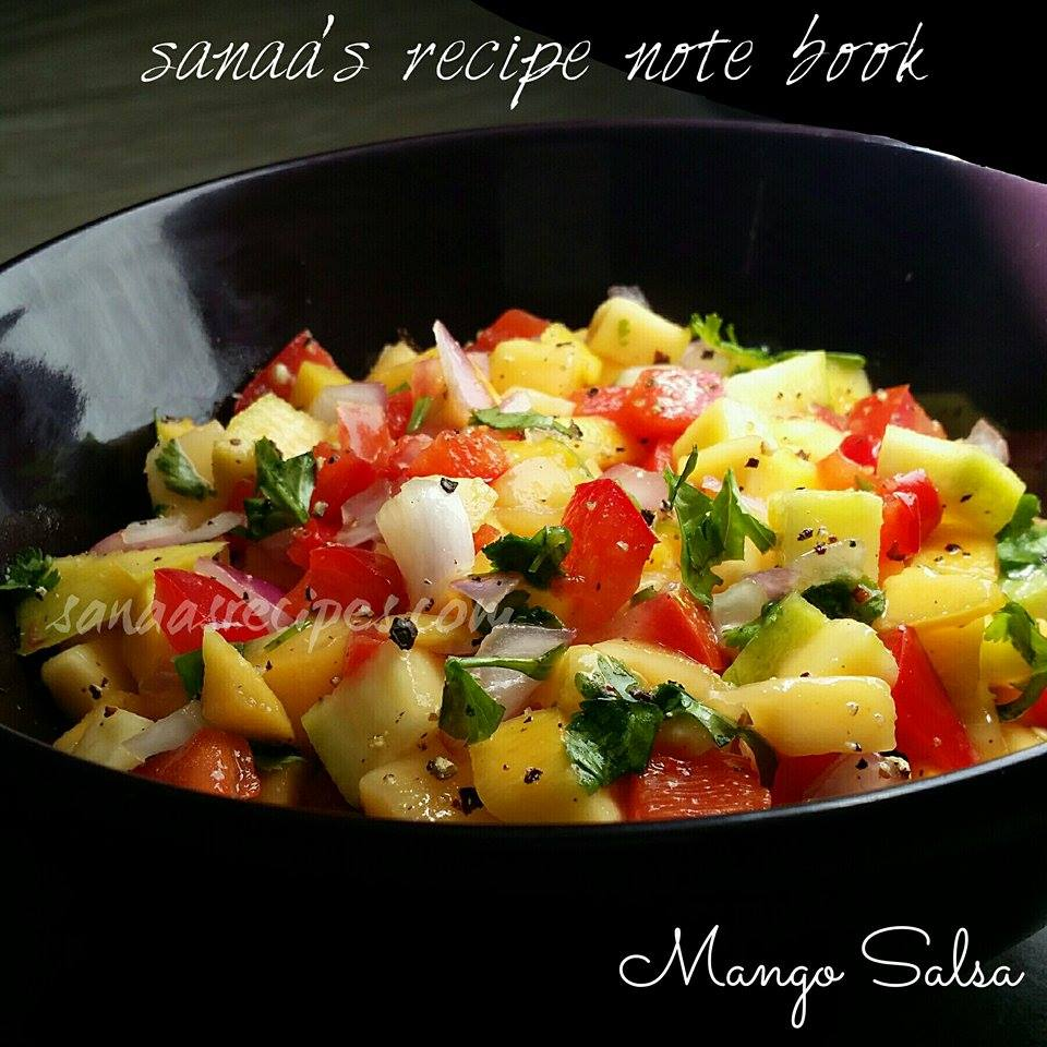 Salads - sanaa's recipe