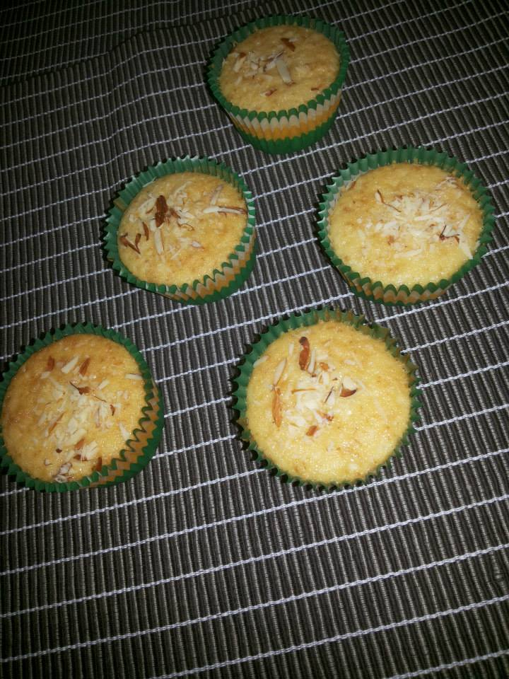 Butter Cup Cake - sanaa's recipe