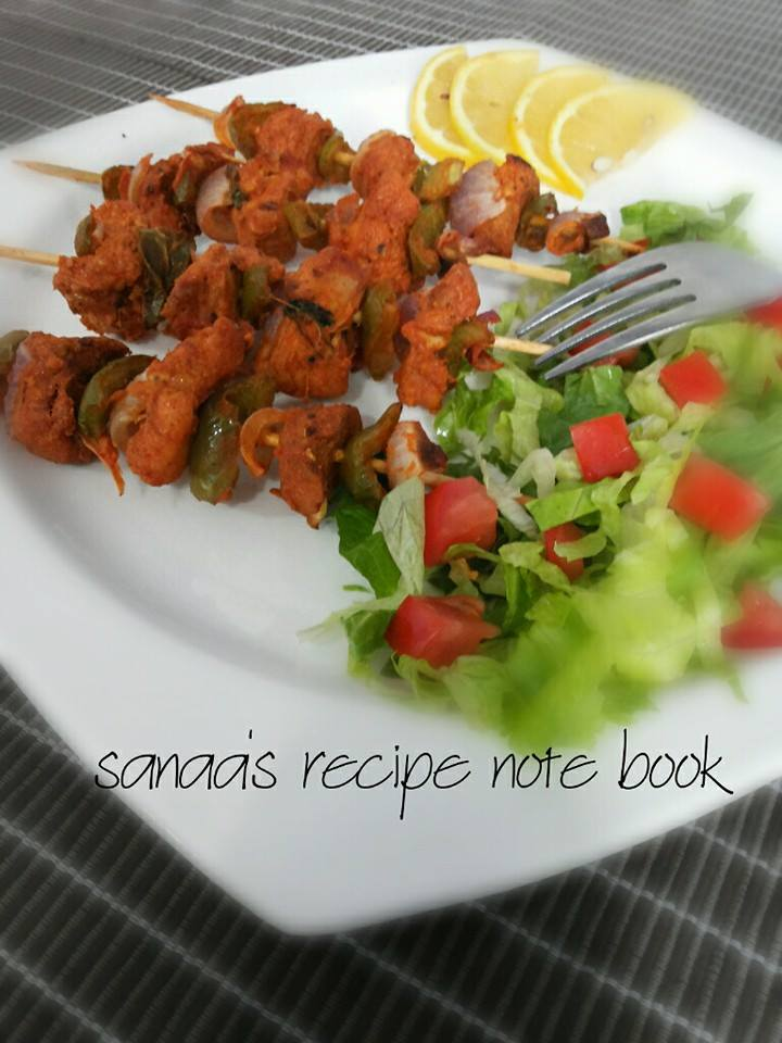Chicken Tikka - sanaa's recipe