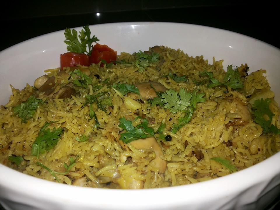 Chicken Pulao - sanaa's recipe