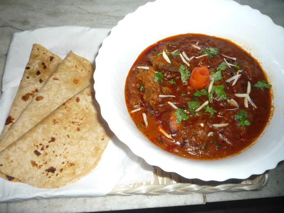 Spicy Kadai Chicken - sanaa's recipe