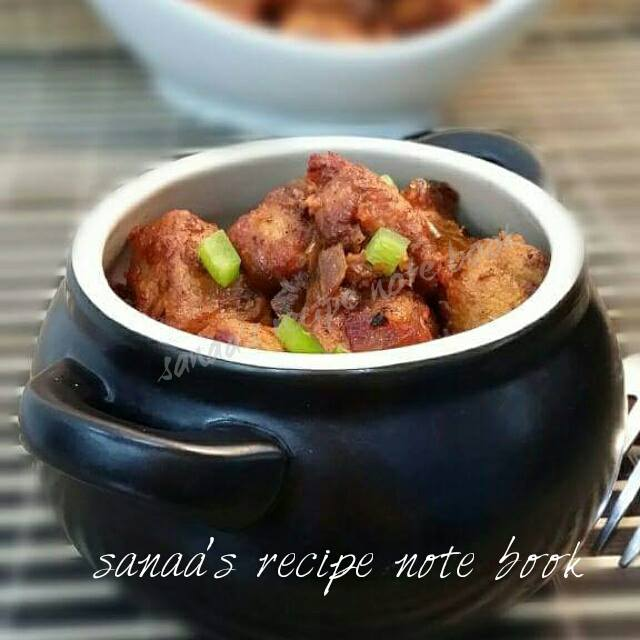 Chicken Manchurian 1 - sanaa's recipe