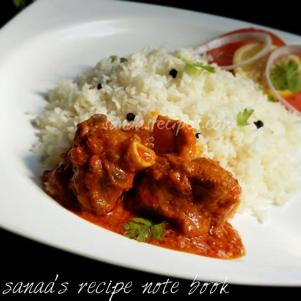 Mutton Korma - sanaa's recipe