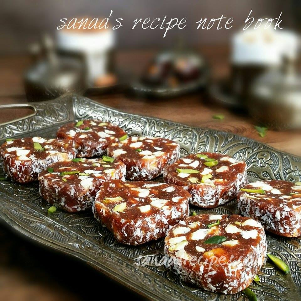 Desserts Sweets Sanaa S Recipe Note Book Original